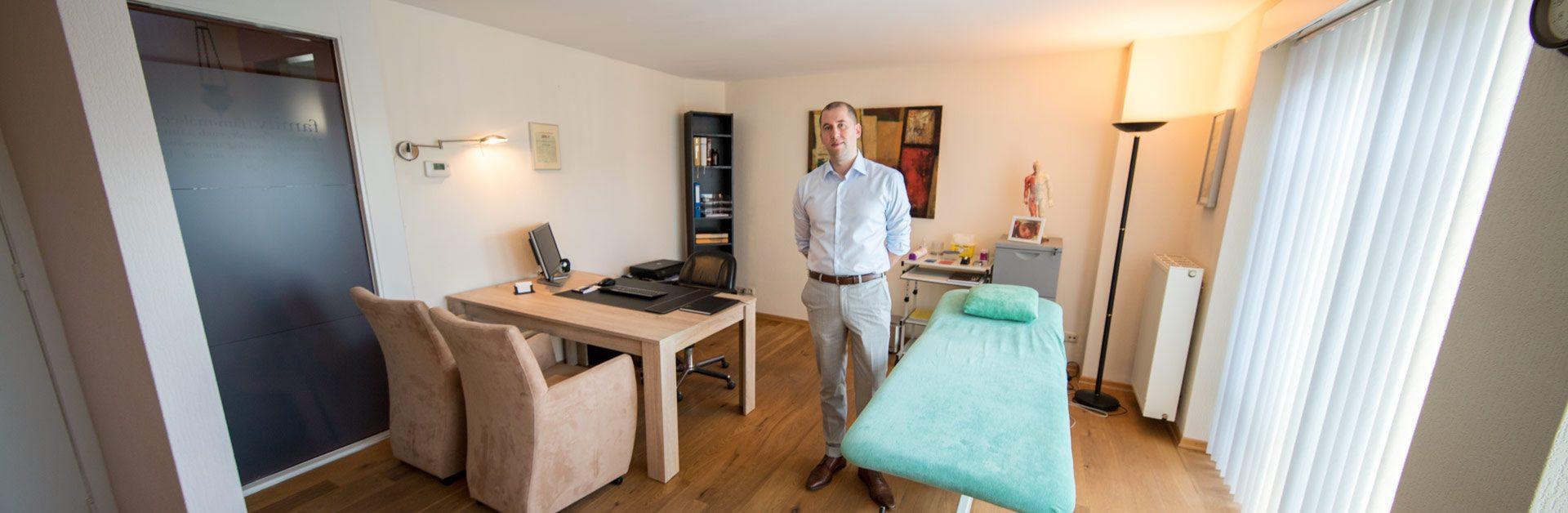 Acupunctuur praktijk Bart Verlinden